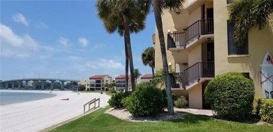 865 S Gulfview Boulevard UNIT 309, Clearwater Beach, FL 33767 - MLS#: U8013182