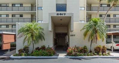 2617 Cove Cay Drive UNIT 408, Clearwater, FL 33760 - #: U8013201