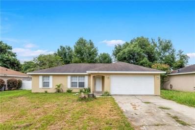 445 Buford Avenue, Orange City, FL 32763 - MLS#: U8013213