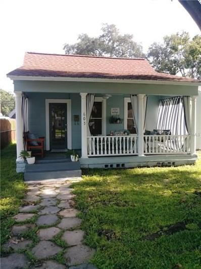 605 47TH Avenue N, St Petersburg, FL 33703 - MLS#: U8013249