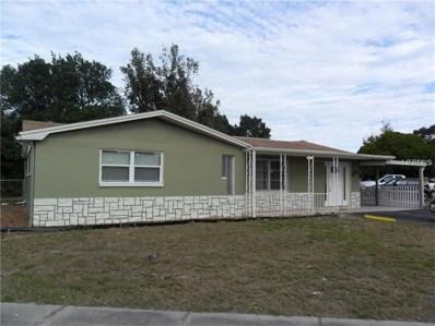 5405 Trouble Creek Road, New Port Richey, FL 34652 - MLS#: U8013250