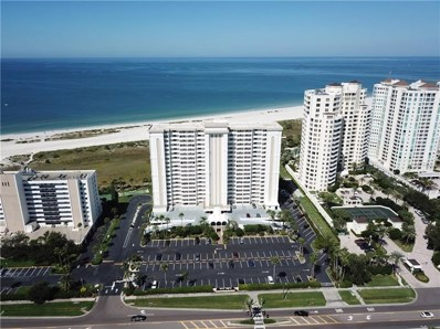 1230 Gulf Boulevard UNIT 2006, Clearwater Beach, FL 33767 - MLS#: U8013292