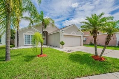 12015 Dawn Vista Drive, Riverview, FL 33578 - MLS#: U8013389