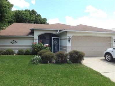9709 Reynosa Drive, New Port Richey, FL 34655 - #: U8013410