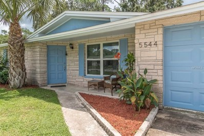 5544 Berlin Drive, Port Richey, FL 34668 - MLS#: U8013413