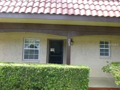601 N Hercules Avenue UNIT 203, Clearwater, FL 33765 - MLS#: U8013432