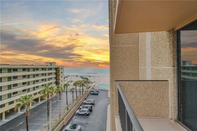 5396 Gulf Boulevard UNIT 608, St Pete Beach, FL 33706 - #: U8013462