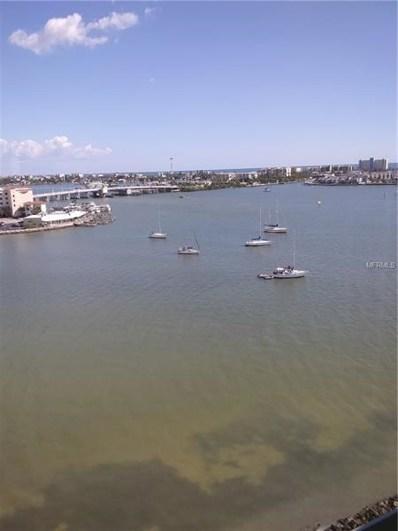 4775 Cove Circle UNIT 1103, St Petersburg, FL 33708 - MLS#: U8013527