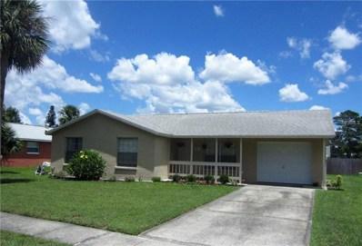 1007 Coldstream Court, Tarpon Springs, FL 34689 - MLS#: U8013544