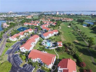 6077 Bahia Del Mar Boulevard UNIT 222, St Petersburg, FL 33715 - MLS#: U8013561