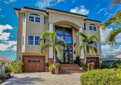 576 Crystal Drive, Madeira Beach, FL 33708 - MLS#: U8013567
