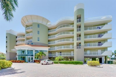 11605 Gulf Boulevard UNIT 401, Treasure Island, FL 33706 - MLS#: U8013640