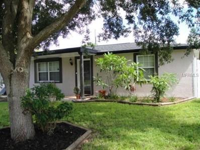 4923 Rosedale Lane, Holiday, FL 34690 - MLS#: U8013641