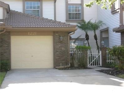 1221 Clays Trail, Oldsmar, FL 34677 - MLS#: U8013648