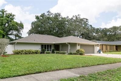 1834 Lillian Avenue, Tarpon Springs, FL 34689 - MLS#: U8013764