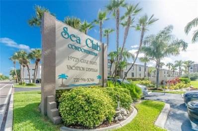 19725 Gulf Boulevard UNIT 10, Indian Shores, FL 33785 - MLS#: U8013768