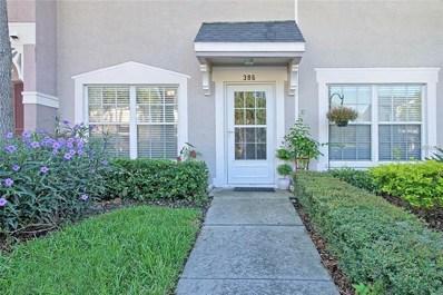 386 Countryside Key Boulevard, Oldsmar, FL 34677 - MLS#: U8013882