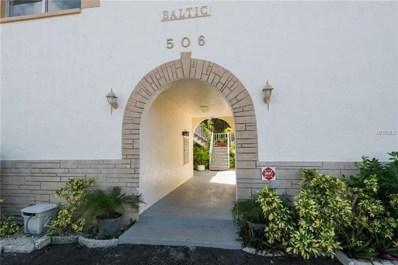 506 71ST Avenue UNIT 9, St Pete Beach, FL 33706 - MLS#: U8013913