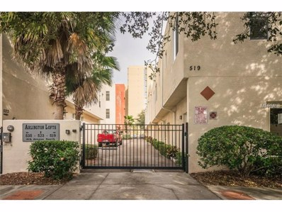519 4TH Avenue S UNIT 1, St Petersburg, FL 33701 - MLS#: U8013935