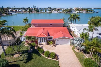 572 Johns Pass Avenue, Madeira Beach, FL 33708 - MLS#: U8013956