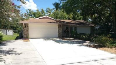 17499 Hanna Road, Lutz, FL 33549 - MLS#: U8013970