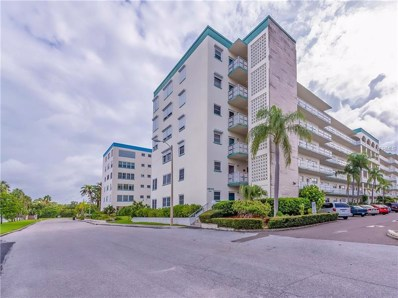 2960 59TH Street S UNIT 215, Gulfport, FL 33707 - MLS#: U8014012