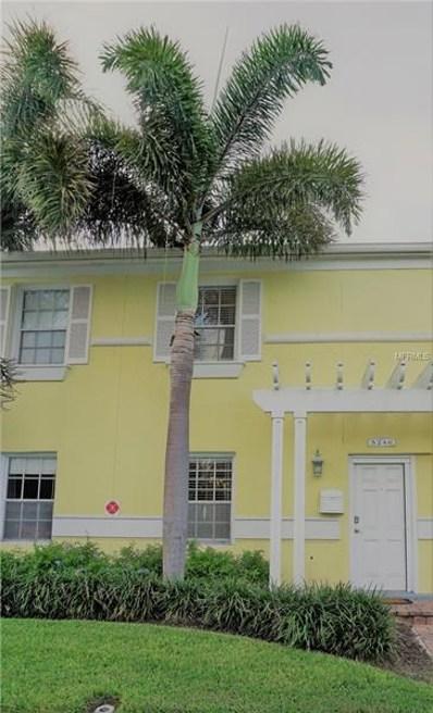 5246 Beach Drive SE, St Petersburg, FL 33705 - MLS#: U8014087