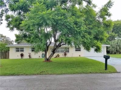 1712 Balmoral Drive, Clearwater, FL 33756 - MLS#: U8014184