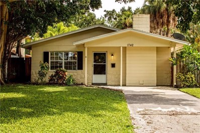 1742 Maryland Avenue NE, St Petersburg, FL 33703 - MLS#: U8014235