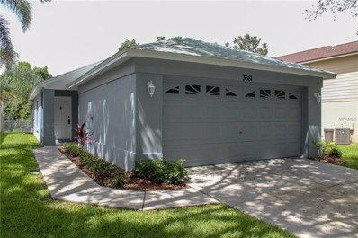3681 Fremantle Drive, Palm Harbor, FL 34684 - MLS#: U8014328