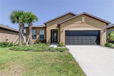 16343 Treasure Point Drive, Wimauma, FL 33598 - MLS#: U8014388