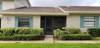 2131 Ridge Road S UNIT 135, Largo, FL 33778 - MLS#: U8014400