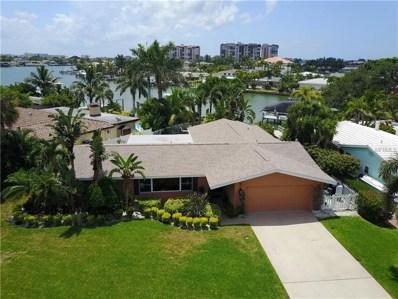 25 Island Drive, Treasure Island, FL 33706 - MLS#: U8014537