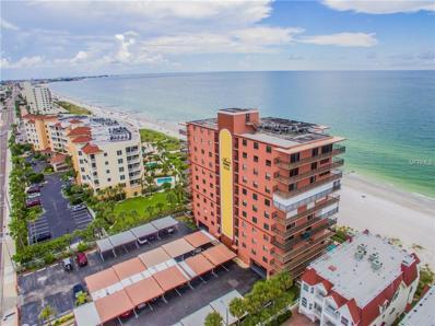 15316 Gulf Boulevard UNIT 903, Madeira Beach, FL 33708 - MLS#: U8014610