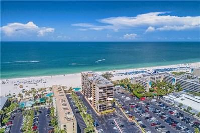 5396 Gulf Boulevard UNIT 307, St Pete Beach, FL 33706 - #: U8014685