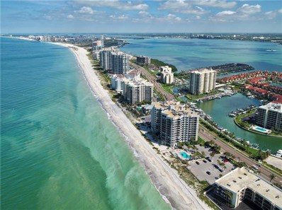 1600 Gulf Boulevard UNIT 214, Clearwater, FL 33767 - MLS#: U8014788