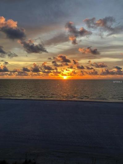 1600 Gulf Boulevard UNIT 512, Clearwater, FL 33767 - MLS#: U8014850
