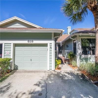 818 Amelia Court NE, St Petersburg, FL 33702 - MLS#: U8015013
