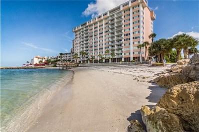 675 S Gulfview Boulevard UNIT 1203, Clearwater Beach, FL 33767 - MLS#: U8015096