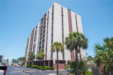 255 Dolphin Point UNIT 408, Clearwater Beach, FL 33767 - MLS#: U8015120