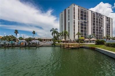 255 Dolphin Point UNIT 409, Clearwater Beach, FL 33767 - MLS#: U8015123