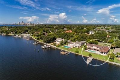 1249 Snell Isle Boulevard NE, St Petersburg, FL 33704 - MLS#: U8015143