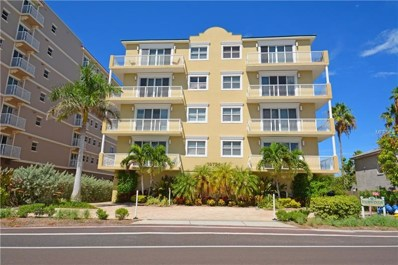 19734 Gulf Boulevard UNIT 401, Indian Shores, FL 33785 - MLS#: U8015156