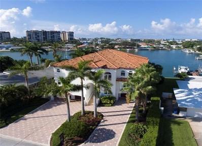 21 Marina Terrace, Treasure Island, FL 33706 - MLS#: U8015257
