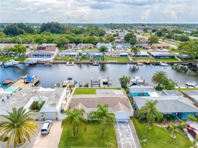 12804 2ND Isle, Hudson, FL 34667 - MLS#: U8015260