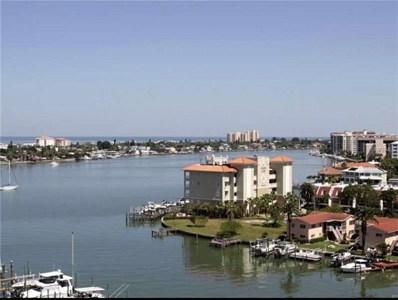 255 Dolphin Point UNIT 910, Clearwater Beach, FL 33767 - MLS#: U8015395