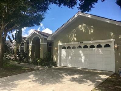 5870 Long Bayou Way S, St Petersburg, FL 33708 - MLS#: U8015501