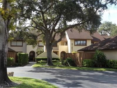 8105 Bardmoor Place UNIT 101F, Seminole, FL 33777 - MLS#: U8015502