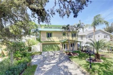 214 Grace Street, Crystal Beach, FL 34681 - MLS#: U8015549