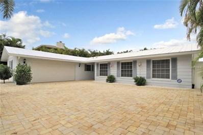 12055 4TH Street E, Treasure Island, FL 33706 - MLS#: U8015556